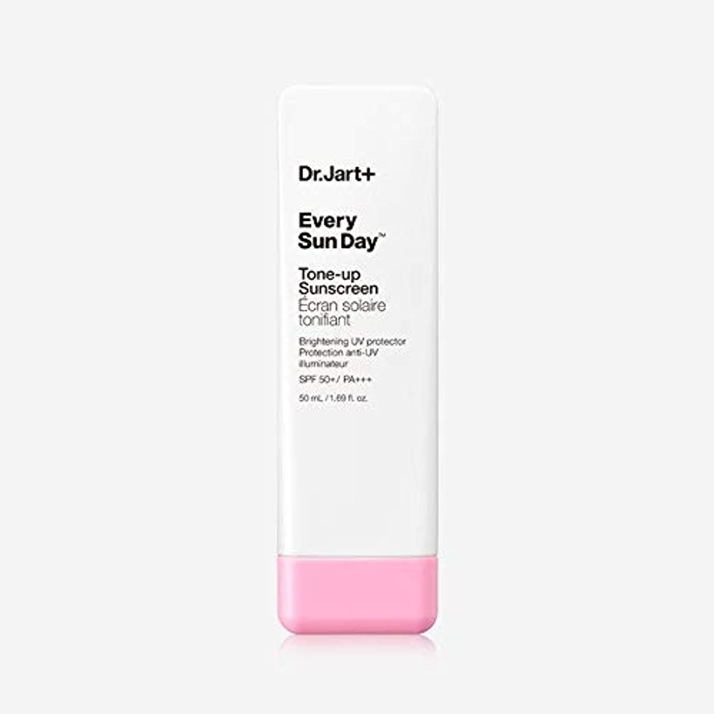 不正確思い出すのDr.Jart+ Every Sun Day Tone-up Sunscreen SPF50+ PA+++ 50ml / ドクタージャルトゥエヴリサンデートーンアップサンスクリーンSPF50+PA+++50ml [並行輸入品]