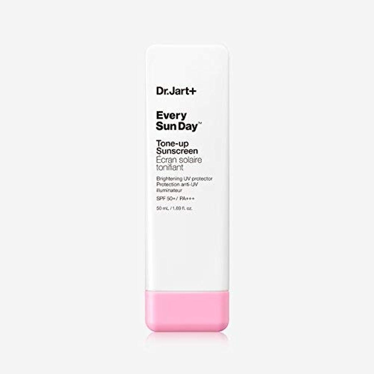 慰めファンシーブートDr.Jart+ Every Sun Day Tone-up Sunscreen SPF50+ PA+++ 50ml / ドクタージャルトゥエヴリサンデートーンアップサンスクリーンSPF50+PA+++50ml [並行輸入品]