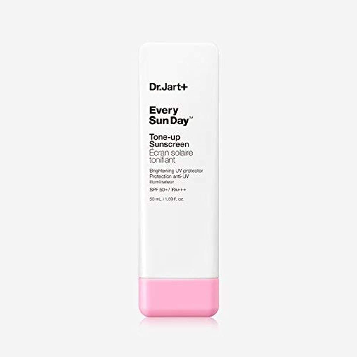 彼傷跡大脳Dr.Jart+ Every Sun Day Tone-up Sunscreen SPF50+ PA+++ 50ml / ドクタージャルトゥエヴリサンデートーンアップサンスクリーンSPF50+PA+++50ml [並行輸入品]