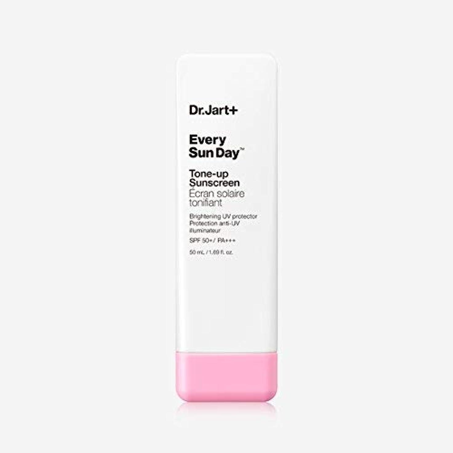 肌田舎者犬Dr.Jart+ Every Sun Day Tone-up Sunscreen SPF50+ PA+++ 50ml / ドクタージャルトゥエヴリサンデートーンアップサンスクリーンSPF50+PA+++50ml [並行輸入品]