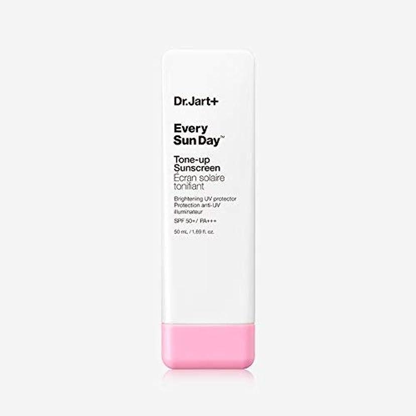 夕食を作るレール州Dr.Jart+ Every Sun Day Tone-up Sunscreen SPF50+ PA+++ 50ml / ドクタージャルトゥエヴリサンデートーンアップサンスクリーンSPF50+PA+++50ml [並行輸入品]