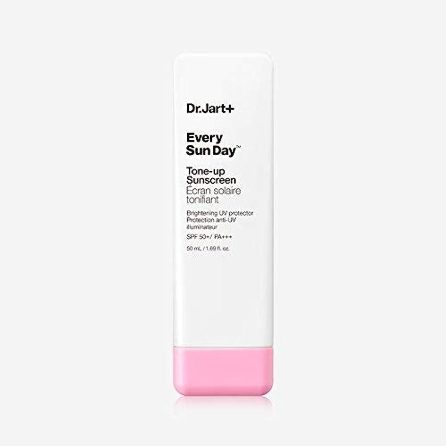 改修するサンダースキャストDr.Jart+ Every Sun Day Tone-up Sunscreen SPF50+ PA+++ 50ml / ドクタージャルトゥエヴリサンデートーンアップサンスクリーンSPF50+PA+++50ml [並行輸入品]