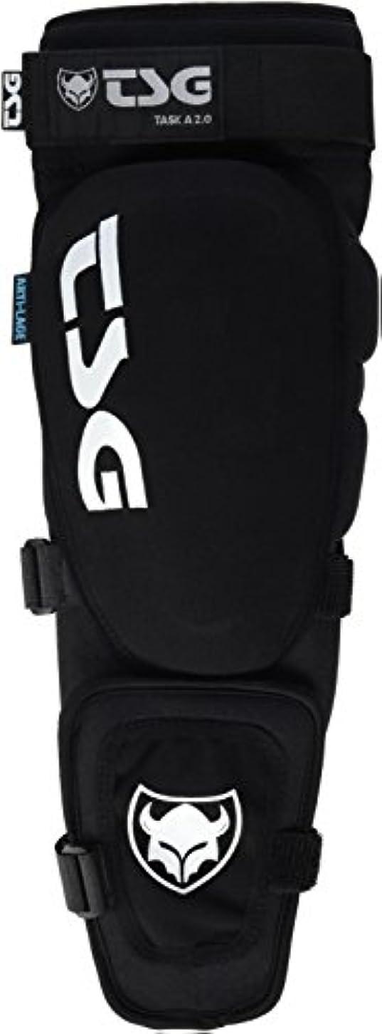 海里トラフ葉っぱTSG 自転車用kneeguardタスク2.0パッド