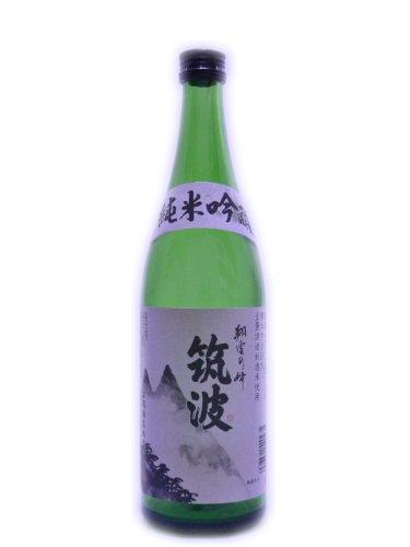 筑波 [純米吟醸酒]