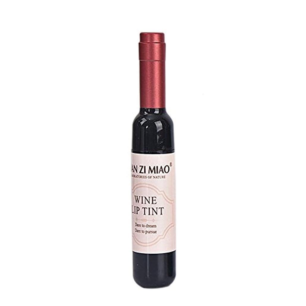 エステートピンチ動機付けるBETTER YOU (ベター ュー) リップグロス ワインボトル ワインボトルの形 長らく保つ 色が落ちない 魅力的な唇を与える 一個入れ (CR01:バラ色)