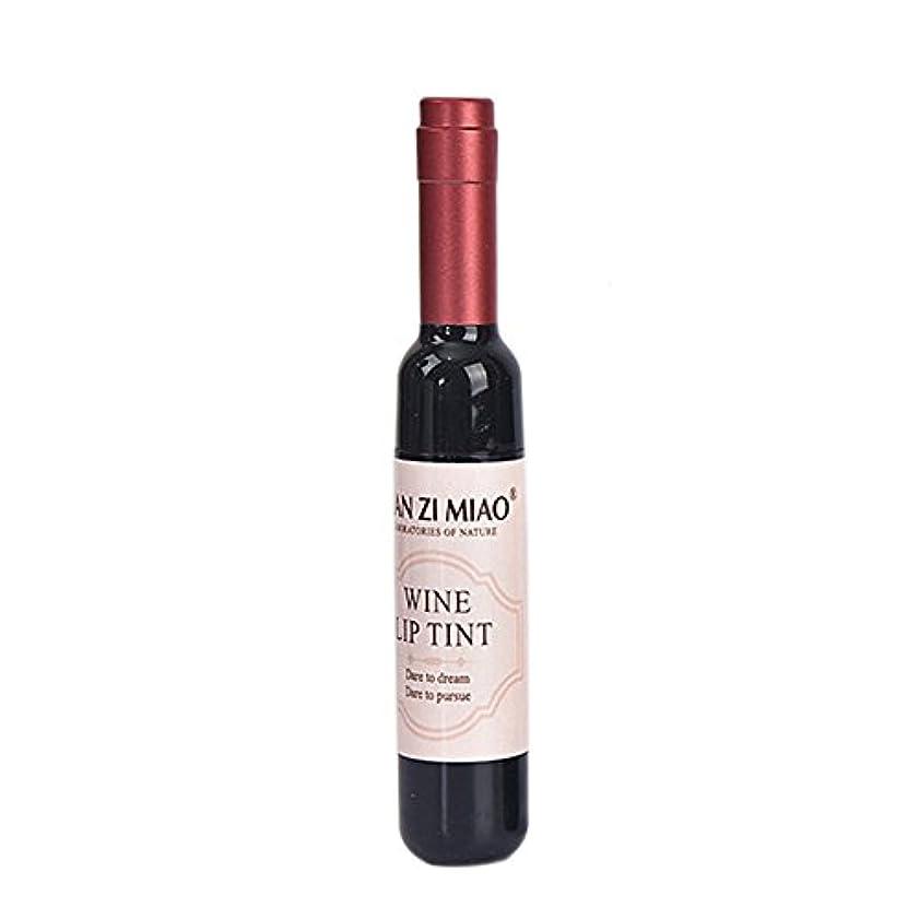 ダイアクリティカルポンプ予見するBETTER YOU (ベター ュー) リップグロス ワインボトル ワインボトルの形 長らく保つ 色が落ちない 魅力的な唇を与える 一個入れ (CR01:バラ色)