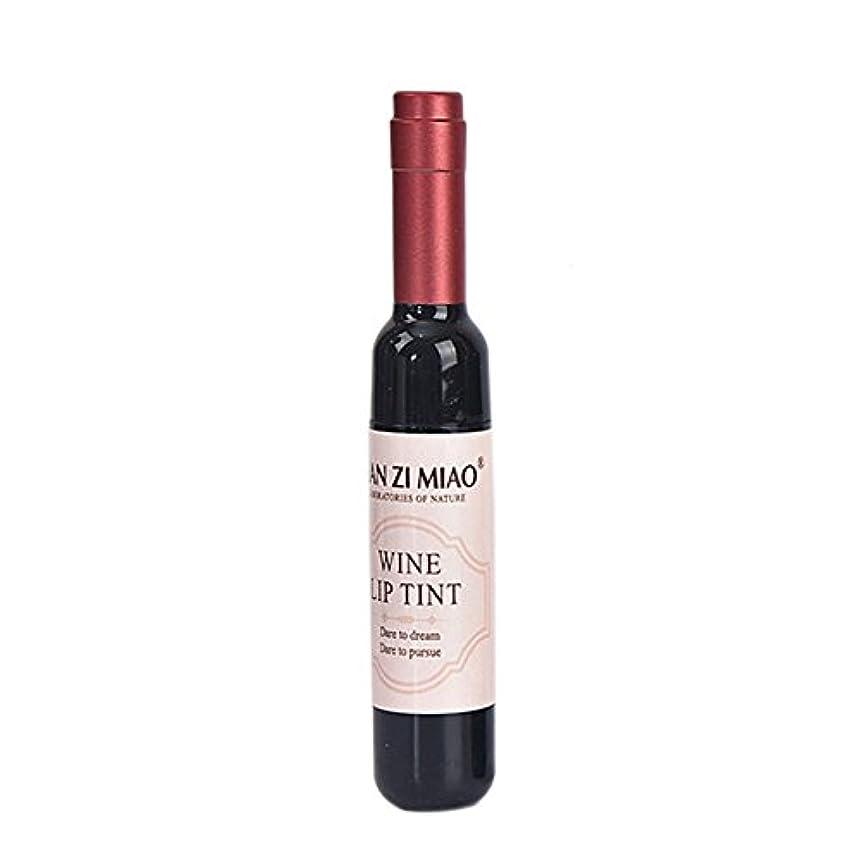 テナント同一の湾BETTER YOU (ベター ュー) リップグロス ワインボトル ワインボトルの形 長らく保つ 色が落ちない 魅力的な唇を与える 一個入れ (CR01:バラ色)