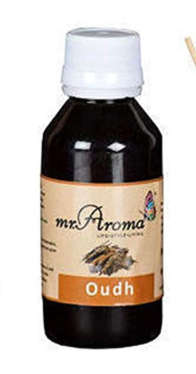 最も遠いバンケット残忍なMr. Aroma Oudh Vaporizer/Essential Oil 15ml
