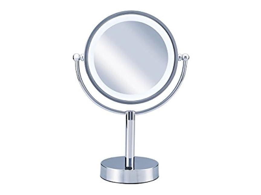 聴衆ベスビオ山クリエイティブコイズミ 拡大鏡 LEDライト付き 1倍/5倍 KBE-3000/S