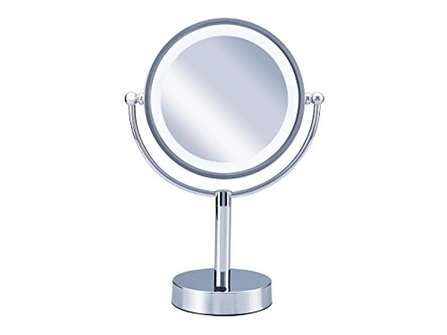 代名詞カトリック教徒目的コイズミ 拡大鏡 LEDライト付き 中型φ145mm KBE-3010/S