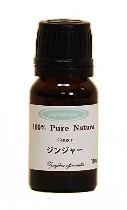 花弁ライバルスプーンジンジャー  10ml 100%天然アロマエッセンシャルオイル(精油)