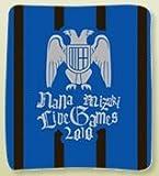 水樹奈々 【LIVE GAMES 2010】 リストバンド(BLUE)