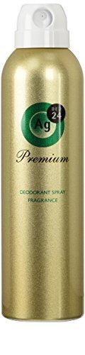 エージーデオ24 プレミアム デオドラントスプレー ボタニカルの香り 142g