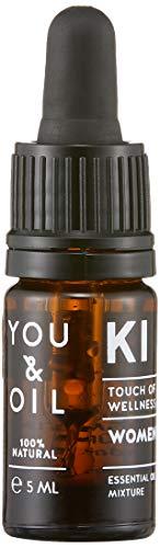 YOU&OIL(ユーアンドオイル) ボディ用 エッセンシャルオイル WOMEN 5ml
