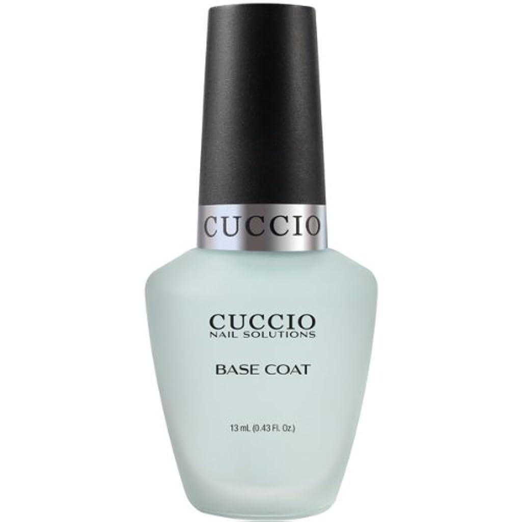 時々時々バイオレット穴Cuccio Colour Gloss Lacquer - Base Coat - 0.43oz / 13ml