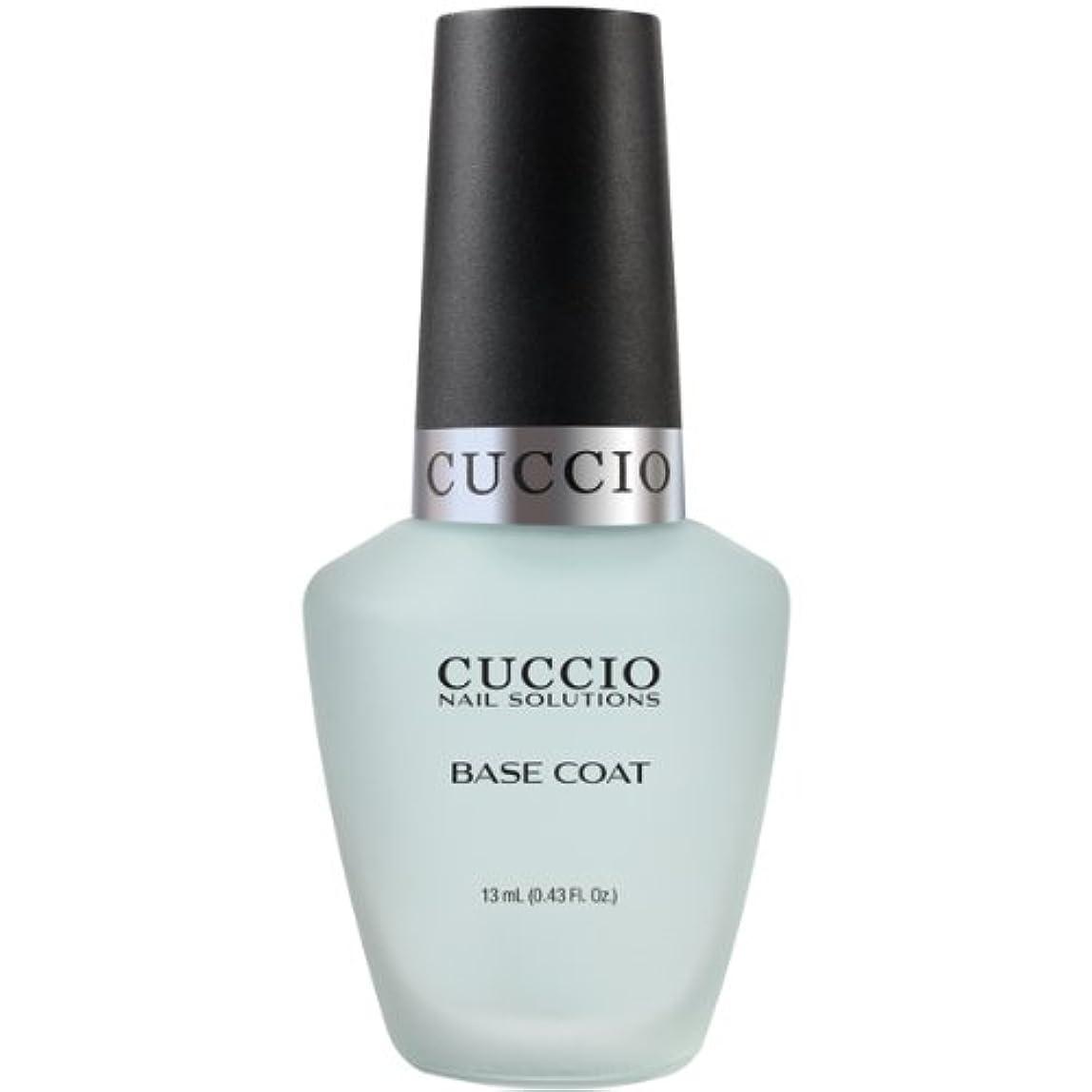 書き込み批判侵入Cuccio Colour Gloss Lacquer - Base Coat - 0.43oz / 13ml