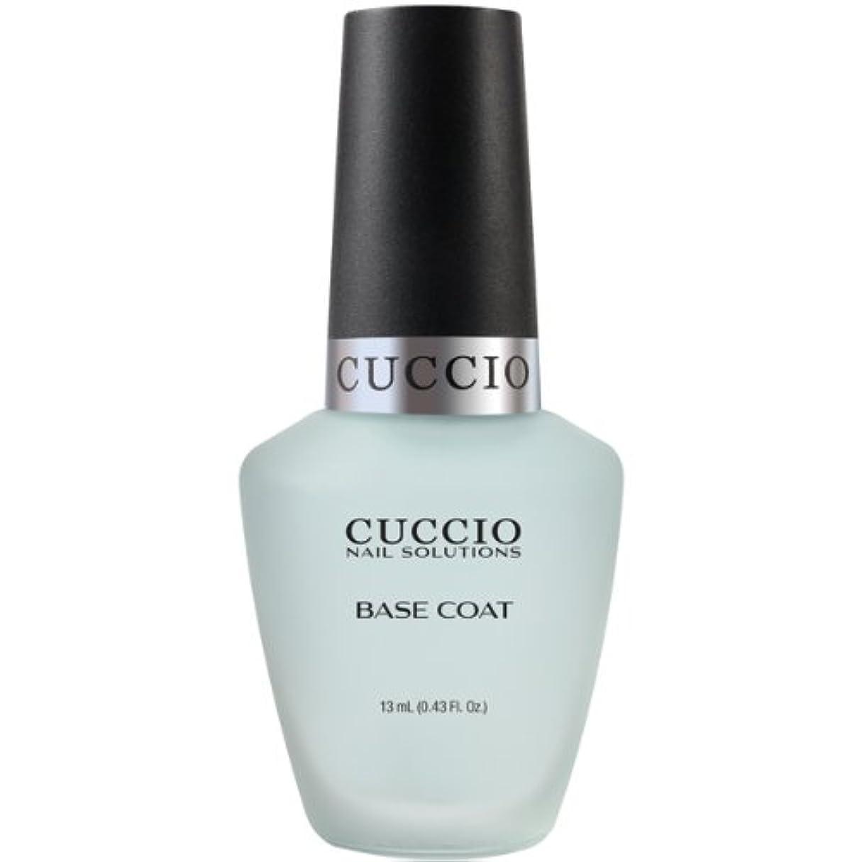 指令白雪姫権威Cuccio Colour Gloss Lacquer - Base Coat - 0.43oz / 13ml