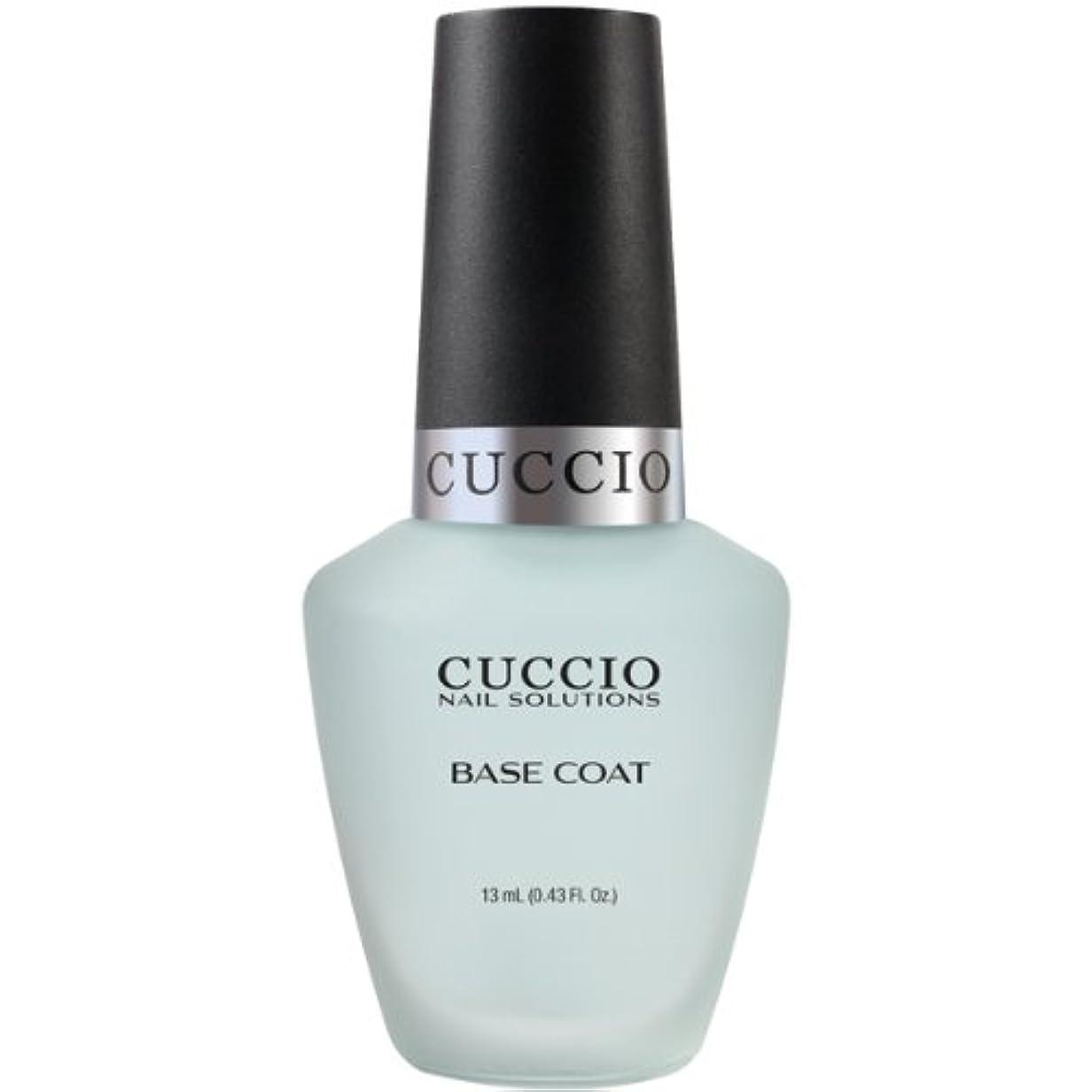 ドレインそれに応じて香りCuccio Colour Gloss Lacquer - Base Coat - 0.43oz / 13ml