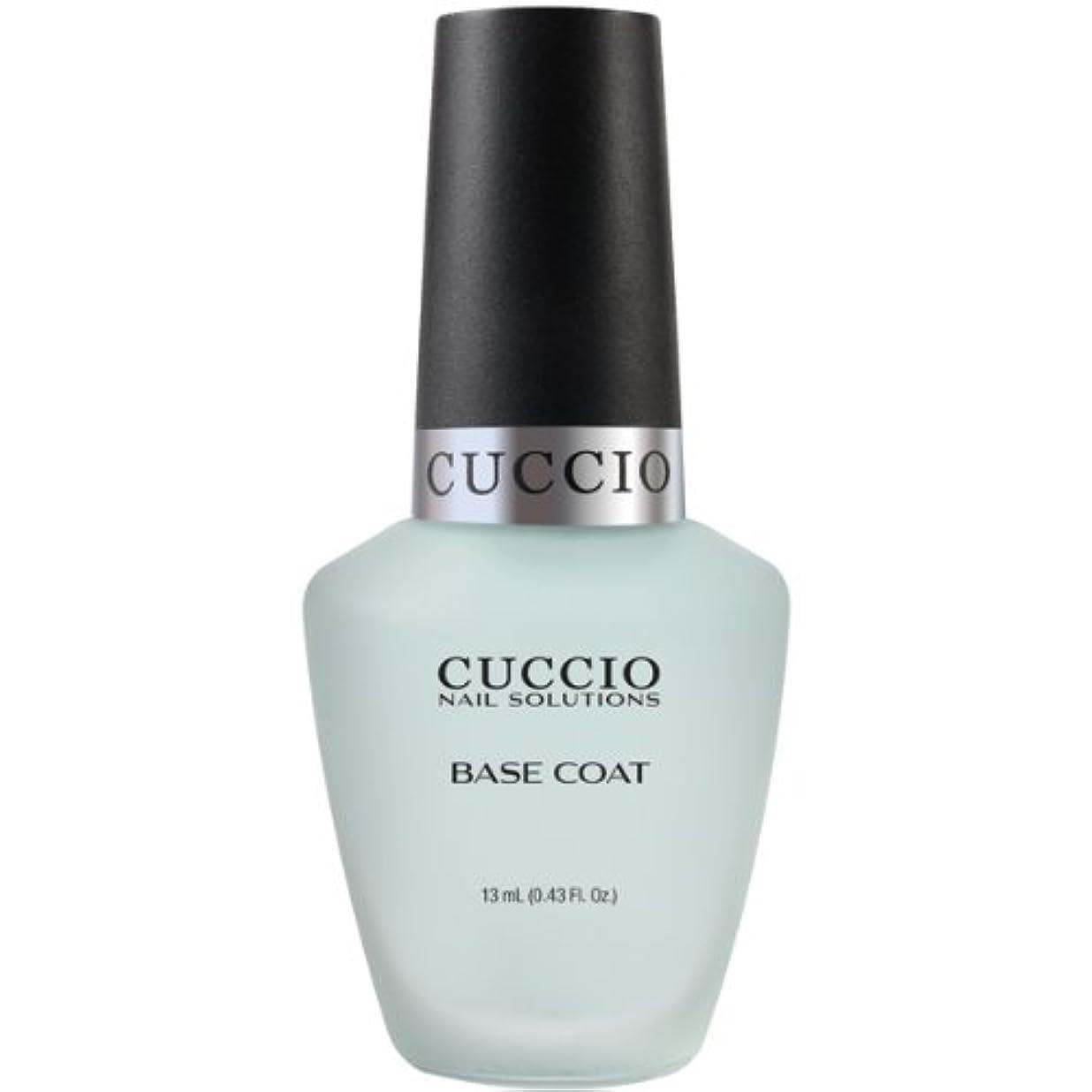 Cuccio Colour Gloss Lacquer - Base Coat - 0.43oz / 13ml