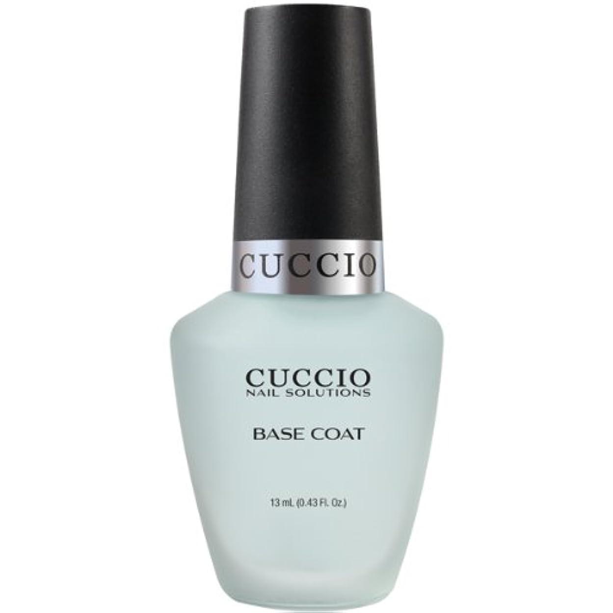 鍔きゅうりわがままCuccio Colour Gloss Lacquer - Base Coat - 0.43oz / 13ml