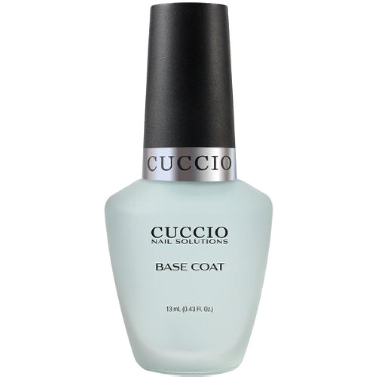作動するアナロジー未知のCuccio Colour Gloss Lacquer - Base Coat - 0.43oz / 13ml