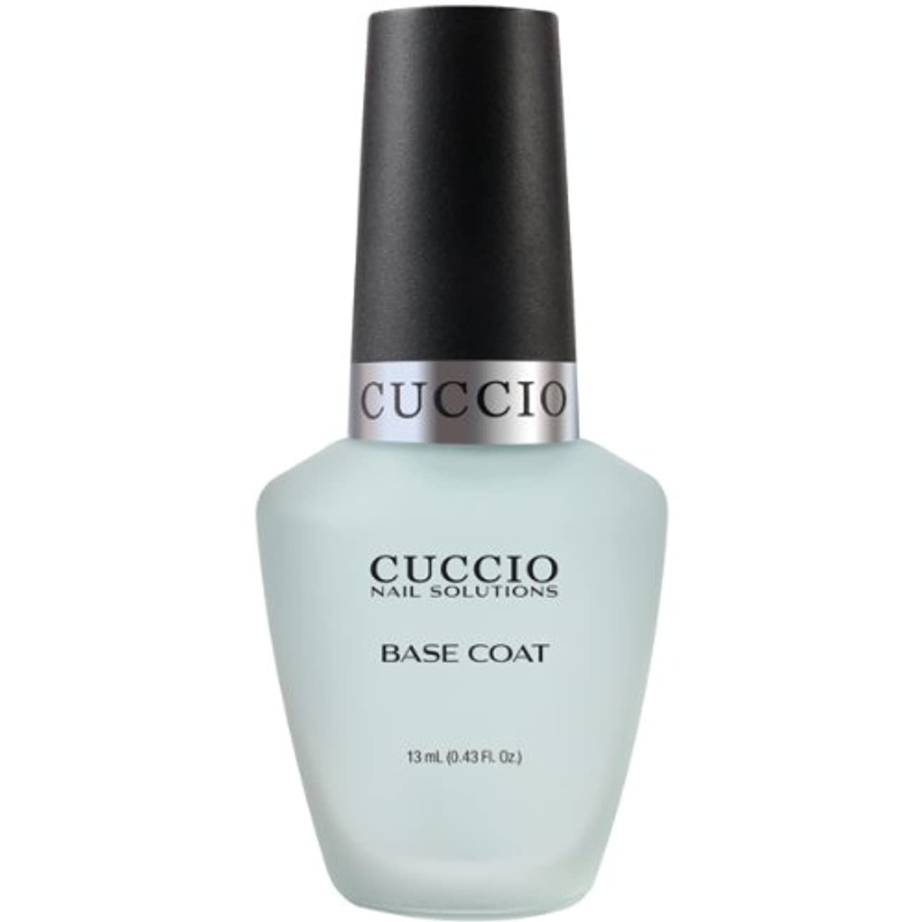 足暴力砂Cuccio Colour Gloss Lacquer - Base Coat - 0.43oz / 13ml