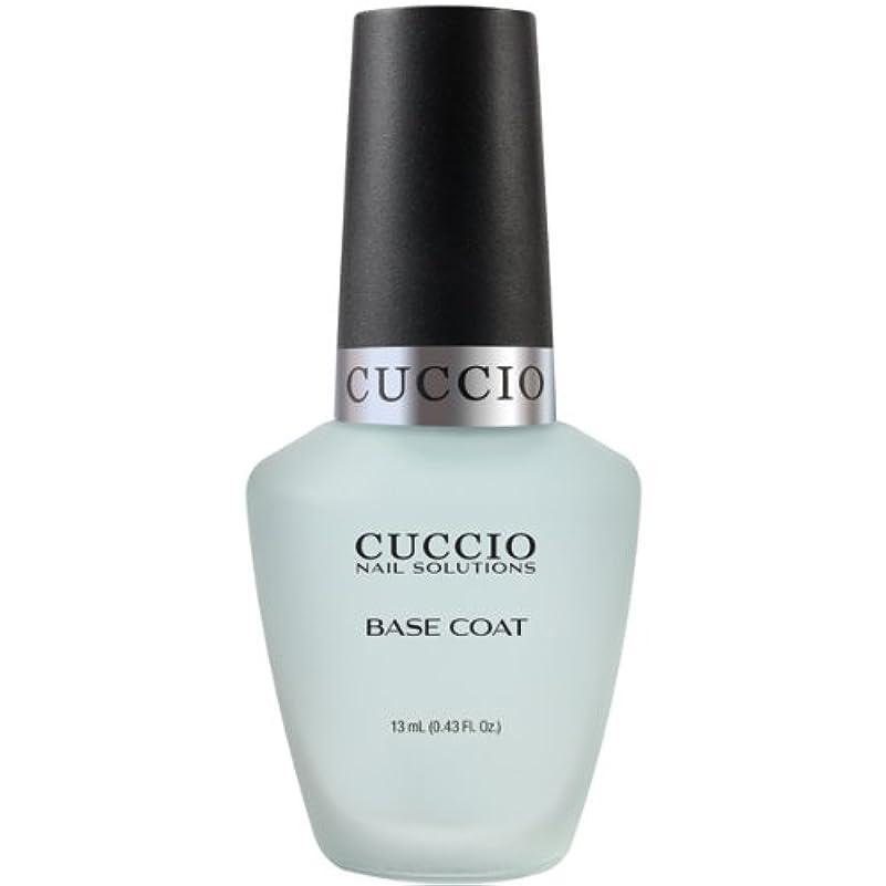 安息くびれた言い直すCuccio Colour Gloss Lacquer - Base Coat - 0.43oz / 13ml