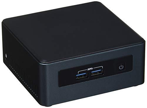 Intel NUC Core i3 7100U 搭載 小型 デスクトップ PC BLKNUC7I3DNHNC 4GB / 1TB HDD/Windows 10 Pro 完成品...