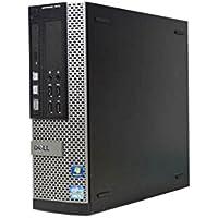 中古パソコン デスクトップ DELL OptiPlex 7010 SFF CPU:第3世代 Core i5-3470 3.20GHz メモリ:8GB HDD:1TB DVDマルチドライブ搭載 Windows10 Pro 64bit インストール済み(Windows7 コアシール付き)