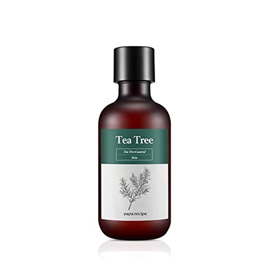 スキニー懲らしめロバPapa Recipe Tea Tree Control Skin, 200 ml