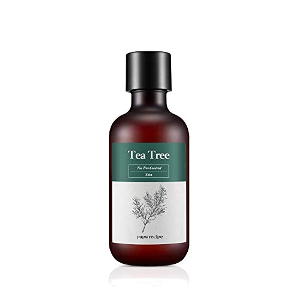 スペクトラム幸運なみなすPapa Recipe Tea Tree Control Skin, 200 ml