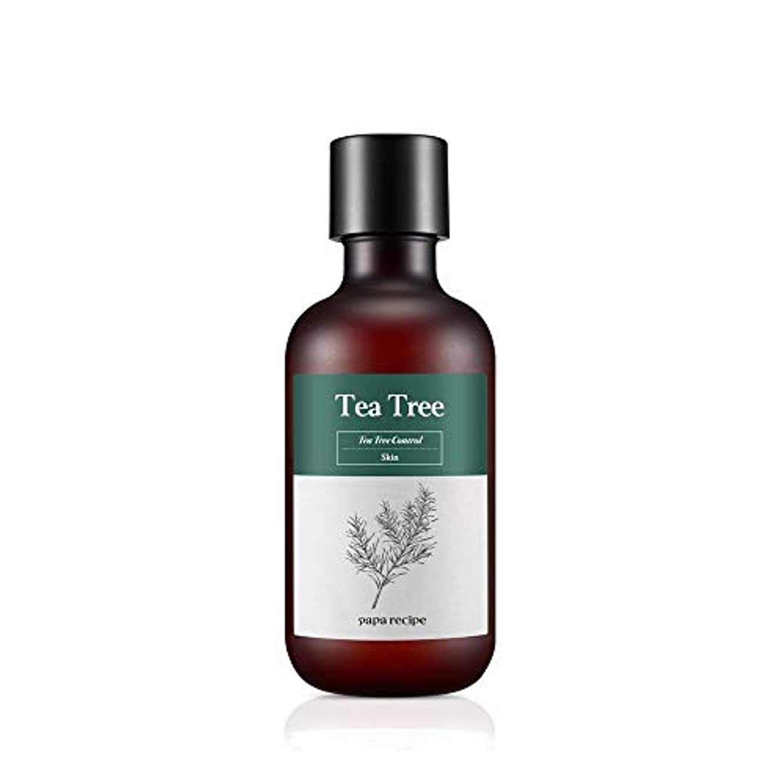 経験的協力約Papa Recipe Tea Tree Control Skin, 200 ml