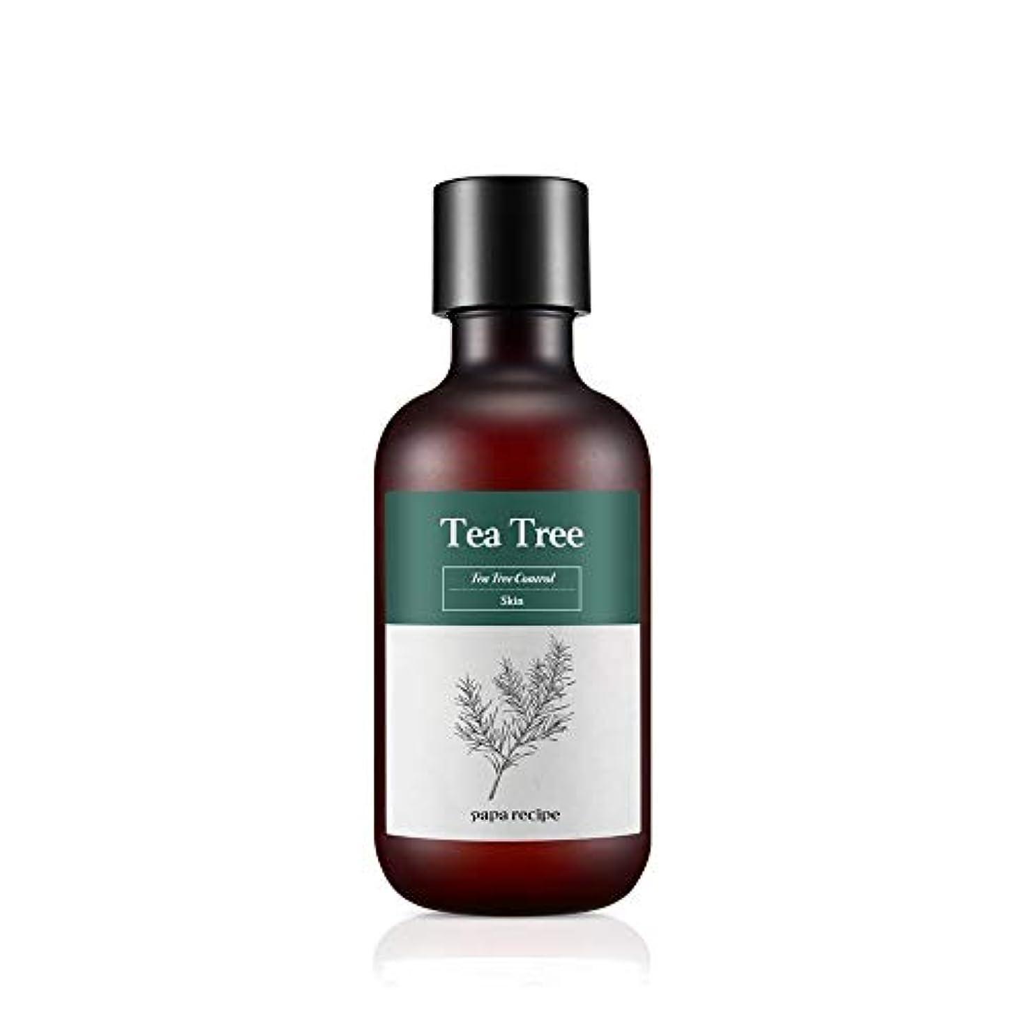 空兵士分数Papa Recipe Tea Tree Control Skin, 200 ml