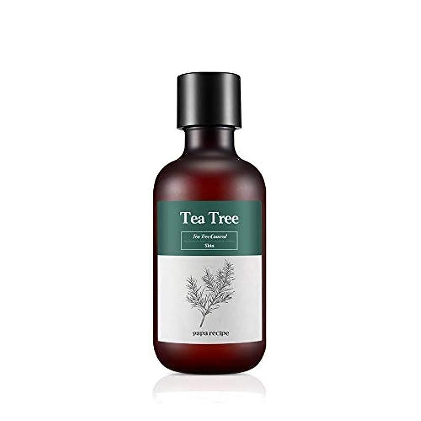 同化が欲しいサイクルPapa Recipe Tea Tree Control Skin, 200 ml