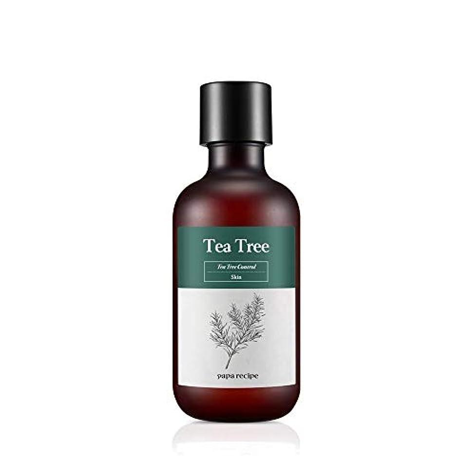 国内の愚か積分Papa Recipe Tea Tree Control Skin, 200 ml