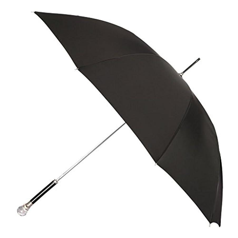 中断適切に醜い高級男性の傘長い傘商業ストレートロッドライオンヘッド創造性の男性と女性の傘 (色 : C)