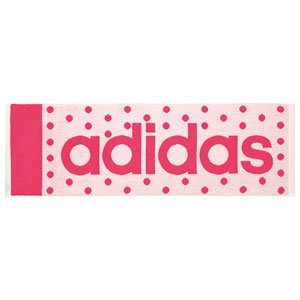 アディダス スピカ スポーツタオル(ピンク)adidas A...