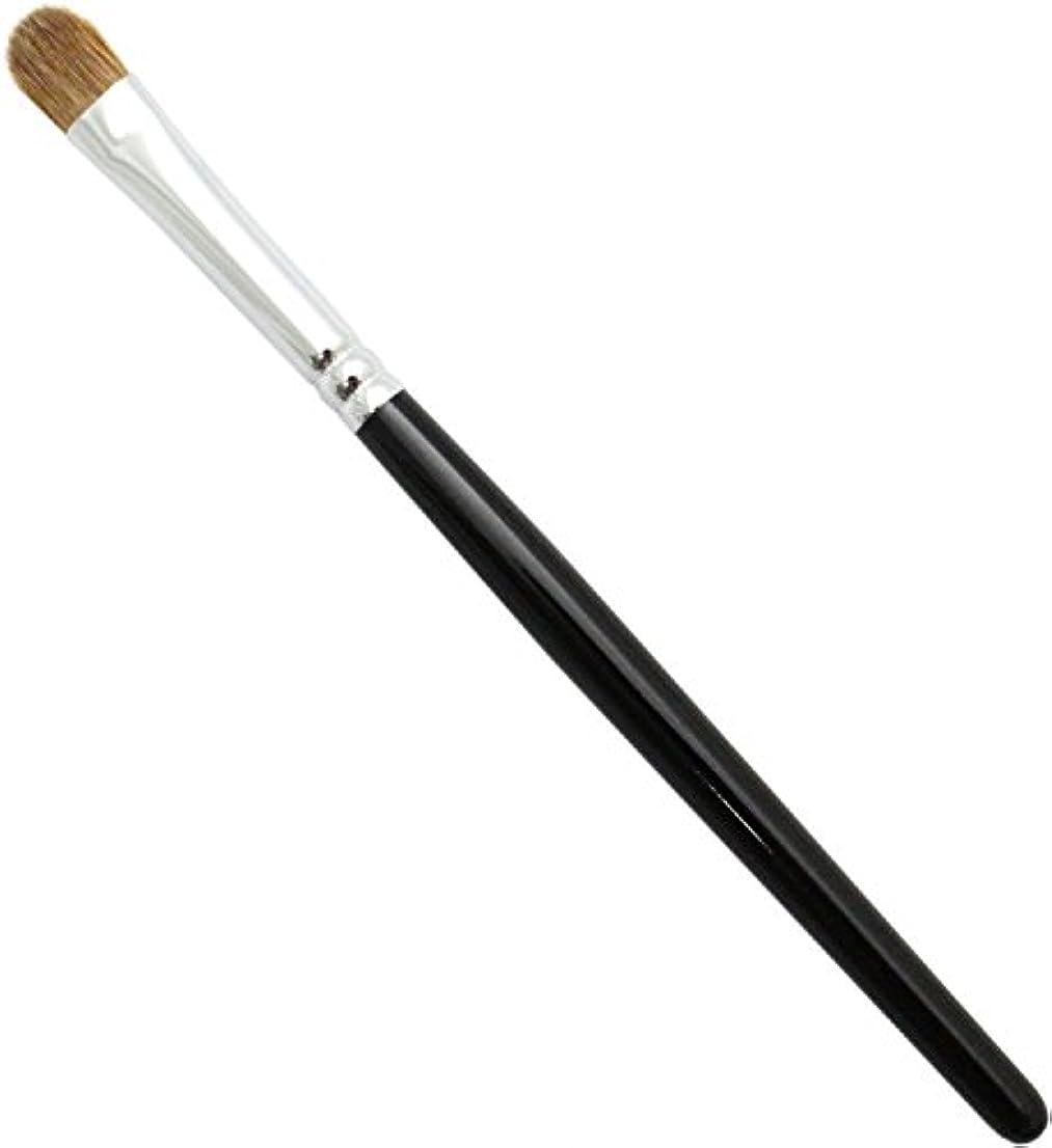 病気監査シンプトン熊野筆 メイクブラシ SRシリーズ アイシャドウブラシ 小 イタチ毛