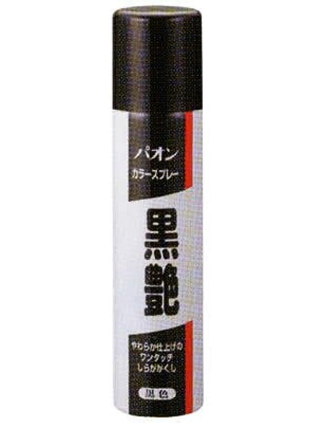 シュワルツコフヘンケル(カブ)パオンカラースプレー黒艶黒色60g(RC:1000611666)