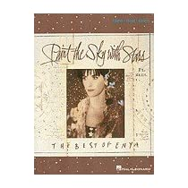 Enya: Paint The Sky With Stars. Partitions pour Piano, Chant et Guitare