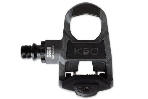 Look Keo Classic ロードバイククリップレス graphit ブラック
