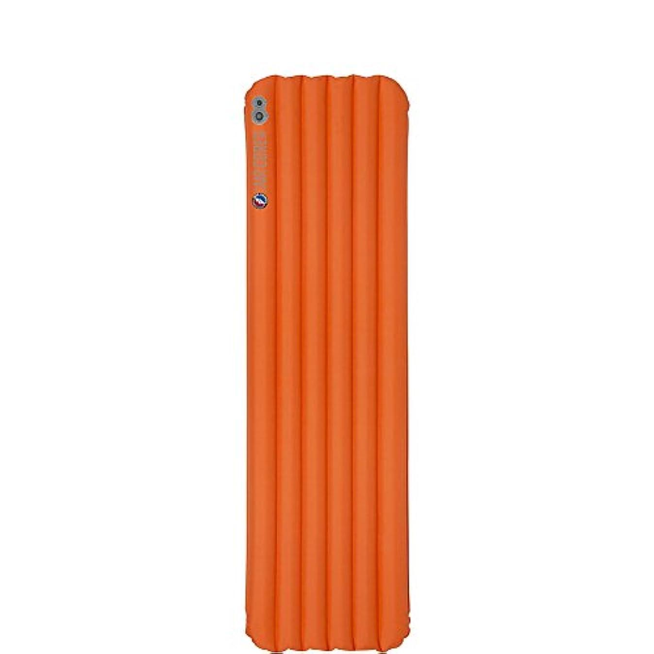 く試す寛大な(ビッグアグネス)BIG AGNES Insulated Air Core Ultra オレンジ ショート(122cm) PIACUS17