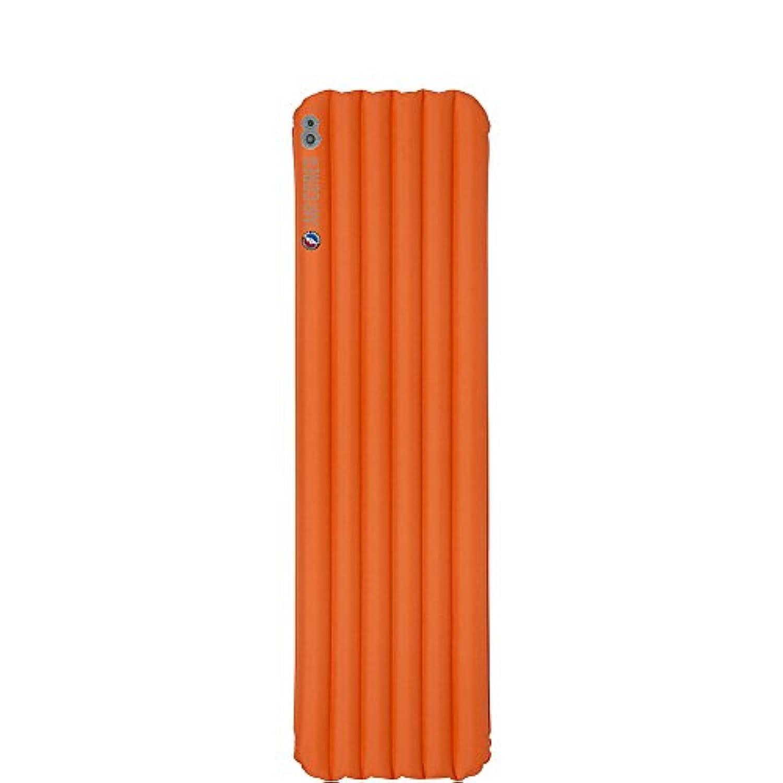 (ビッグアグネス) BIG AGNES Insulated Air Core Ultra オレンジ ショート(122cm) PIACUS17