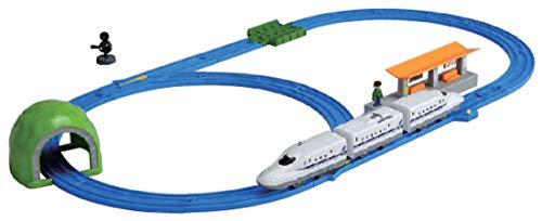 プラレール N700A新幹線ベーシックセット プラレールはじめてDVD付き