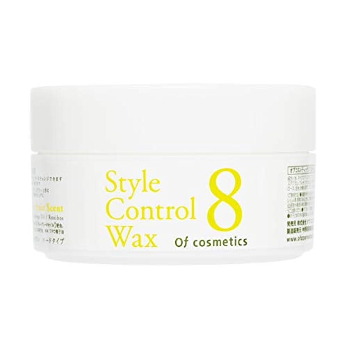 スリットより多い一般的なオブ?コスメティックス スタイルコントロールワックス?8 (グレープフルーツの香り) 270g