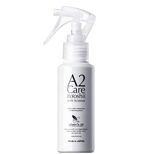 A2Care エーツーケア 除菌 消臭スプレー スプレータイプ  100ml