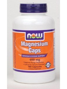 マグネシウム 400mg 180粒[海外直送品]