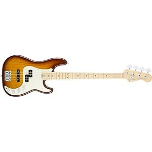 Fender フェンダー エレキベース AM ELITE PREC BASS ASH MN TBS