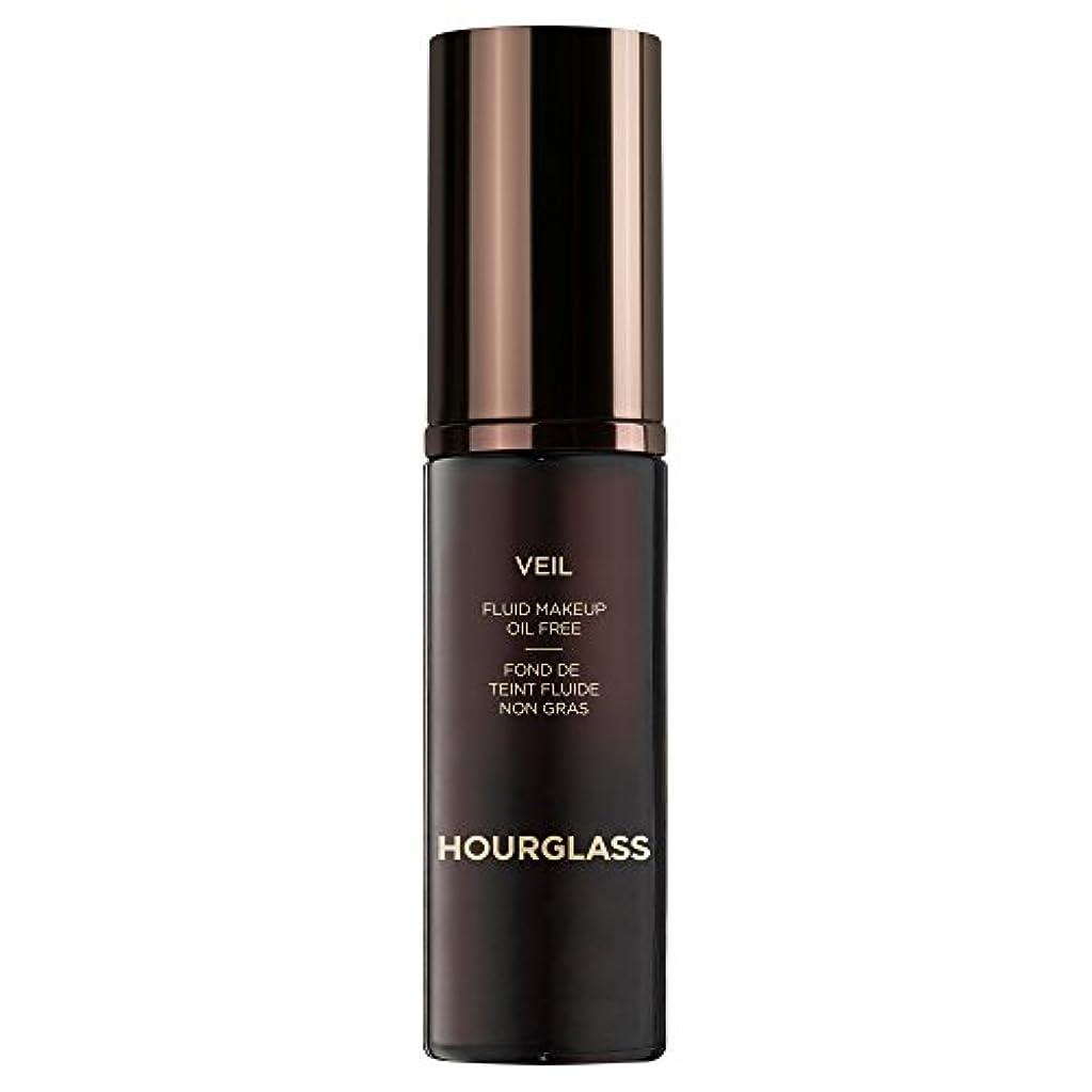 偽物ページ編集者砂時計のベール流体化粧クルミ (Hourglass) - Hourglass Veil Fluid Makeup Walnut [並行輸入品]