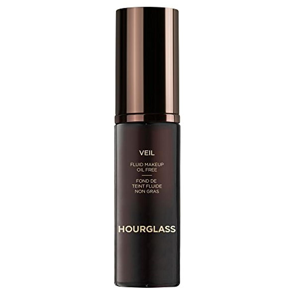 ワーム球状蒸発するクロテン砂時計ベール流体メイクアップ (Hourglass) (x2) - Hourglass Veil Fluid Makeup Sable (Pack of 2) [並行輸入品]